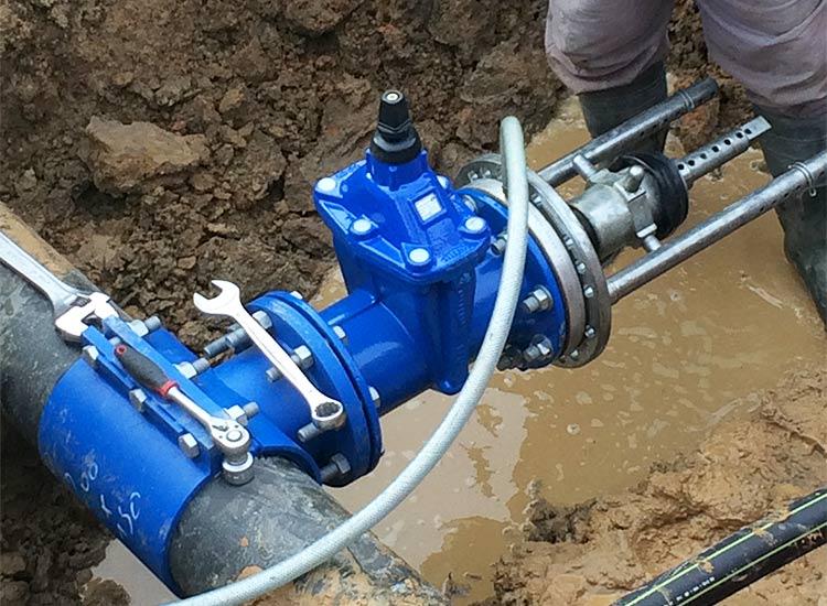 travaux eau potable sobebo bayonne